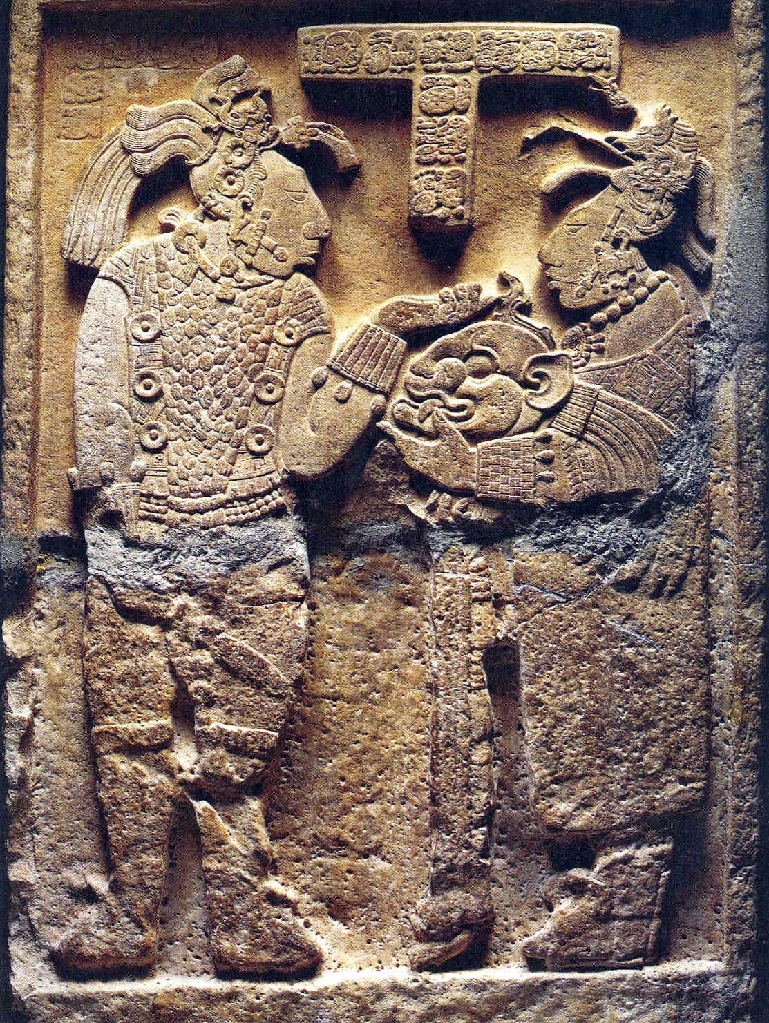 The Ancient Maya World Writes A Major Scholar Of Region Was Art In Magnificent Architecture Carvings Pottery Ceramic Figures