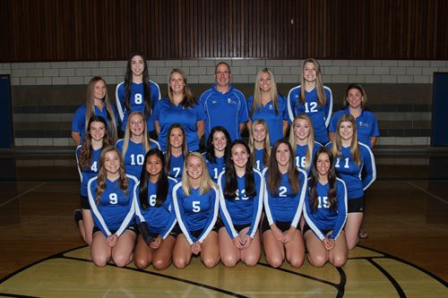 Volleyball Individual Pictures Rocklin High School - ...